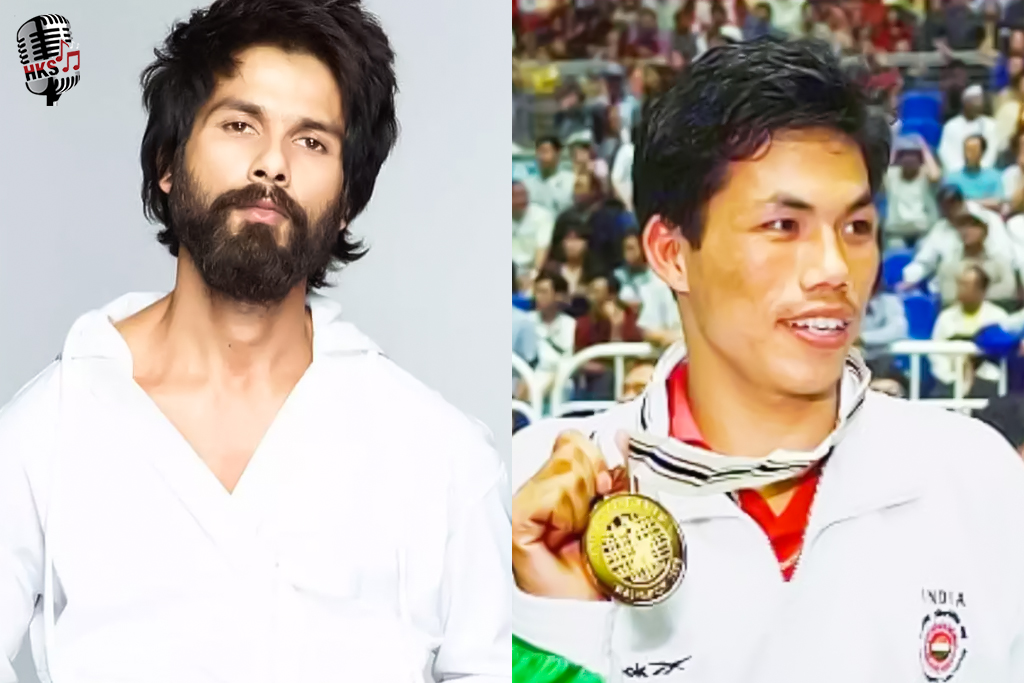 Shahid Kapoor Wanted To Star In Boxer 'Dingko Singh' Biopic To Pay Him Tribute